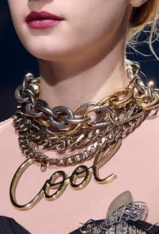 Your Next Statement: The Collar Necklace
