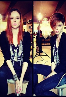 Link Buzz: Coco Rocha Gets a Pixie Cut; New YSL Beauty Ad with Cara Delevingne