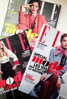 Doutzen Kroes Covers Elle France's Fashion Special Issue (Forum Buzz)