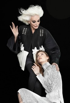 Carine Roitfeld and Karl Lagerfeld Capture 'Singular Beauty' for Harper's Bazaar's September Issue