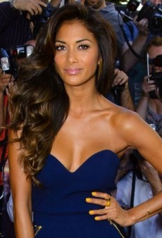 Nicole Scherzinger Launches the Latest Season of The X Factor in Three Floor