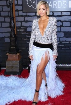 Stars Give New Meaning to Glam Rock at the 2013 MTV Video Music Awards