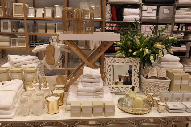 Zara home decoracion marinera - Zara home muebles ...