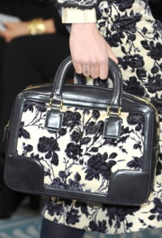 Your New Fall Bag: The Ladylike Top Handle