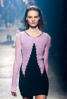 Style Cheat Sheet: Runway-Inspired Ways to Wear Fall's Sherbet Shades