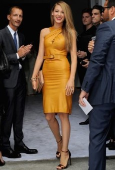 Front Row Fabulousness at Milan Fashion Week Spring 2014