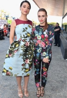Two to Watch: Teen Wolf Co-Stars Holland Roden and Crystal Reed