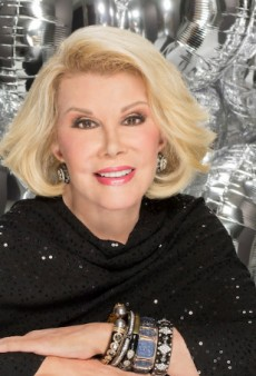 21 Questions with… Comedic Legend Joan Rivers