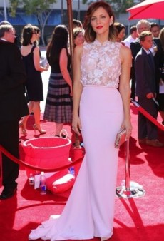 Katharine McPhee Looks Smashing in Georges Hobeika and Other Best Dressed Celebs of the Week