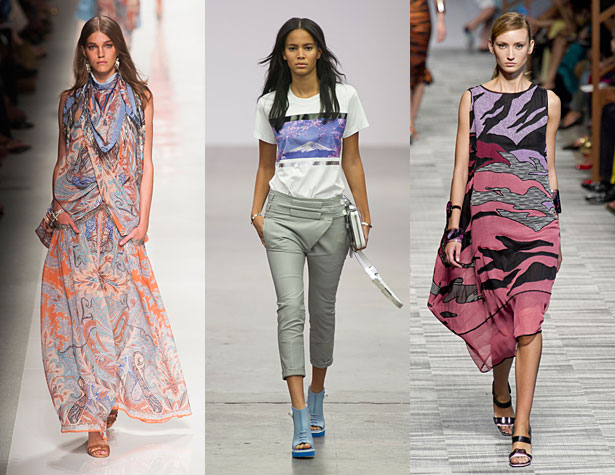 The Hits: Etro, Iceberg, Missoni. Images via IMAXtree