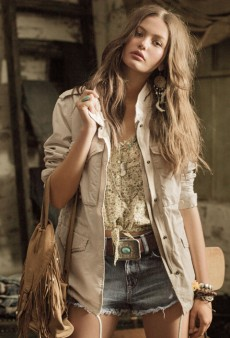 Get Festival Fashion Inspiration from the Denim & Supply Ralph Lauren Fall Campaign