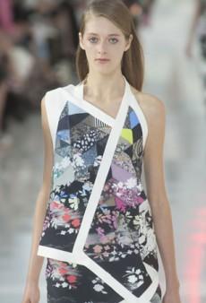Preen by Thornton Bregazzi Spring 2014: Minimalism Meets Sportswear