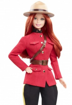 RCMP Barbie is the Greatest Thing We'll Never Have