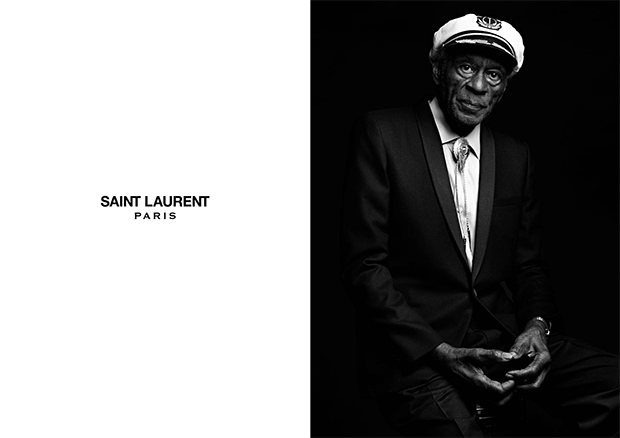 Chuck Berry in Saint Louis, Missouri on September 7th, 2013 / Image: YSL