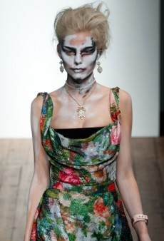 Vivienne Westwood Red Label Spring 2014: Exceedingly More Wearable Than Expected