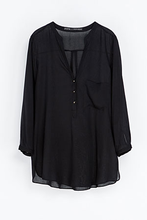 Zara-black-top