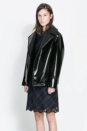 Zara-shiny-jacket
