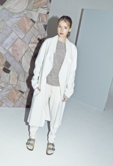 Bassike's Winter 2014 Lookbook Makes Sweatpants and Sandals Cool
