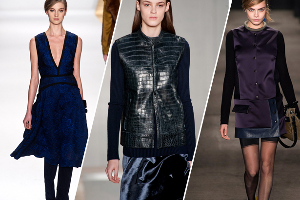 J. Mendel, Reed Krakoff, Rag & Bone Fall 2013 RTW; images: imaxtree