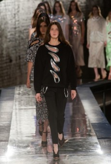Christopher Kane Spring 2014: Beautiful Science