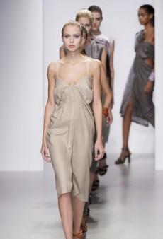 Emilio de la Morena Spring 2014: Fashion-Forward, but Wearable