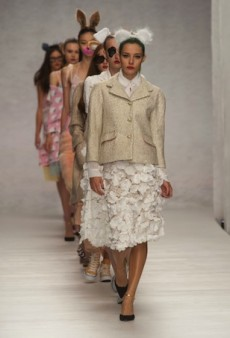 Fashion East Spring 2014: Ashley Williams, Claire Barrow and Ryan Lo