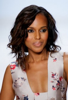 Get Glowing Like Kerry Washington