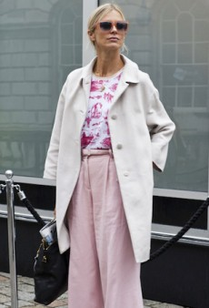 London Fashion Week Street Style Spring 2014: Individuality Reigns Supreme