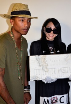 NYFW Happenings: Pharrell Williams and Daniel Arsham Unveil Their Collaboration; EMM Group Unveil La Cenita