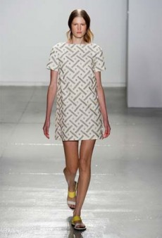 Suno Spring 2014: Luxe African-Inspired Glamour