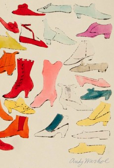 Christie's Celebrates Andy Warhol's Love of Fashion with Online Art Auction