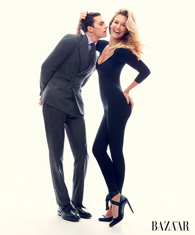 Bar Refaeli and Matt Terry / Image: Max von Gumppenberg and Patrick Bienert