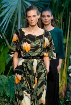 Hermes Spring 2014: Safari With a Luxury Twist