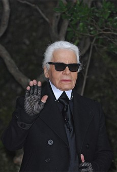 Link Buzz: Karl Lagerfeld to Discuss His Views on Life at Paris University; Kate Moss Joins British Vogue