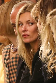 Link Buzz: Kate Moss for Topshop Again; Rita Ora for DKNY