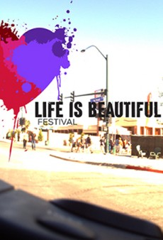 Autographer: We Tried Out the Wearable Camera at the Life is Beautiful Festival in Las Vegas