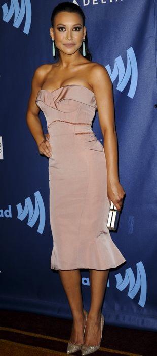 Naya-Rivera-24th-Annual-GLAAD-Media-Awards-Los-Angeles-April-2013