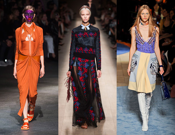 The Hits: Givenchy, Valentino, Miu Miu. Images via IMAXtree