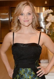 Reese Witherspoon Glams Up Glendale in Antonio Berardi