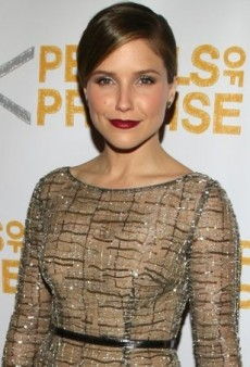 Sophia Bush is as Good as Gold in Escada at the 3rd Annual Pencils of Promise Gala