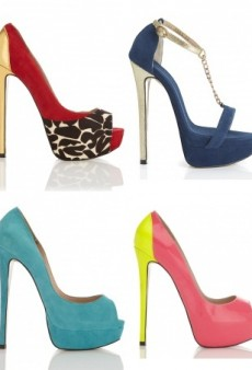 Celeb Boutique's First Ever In-House Designed Heels