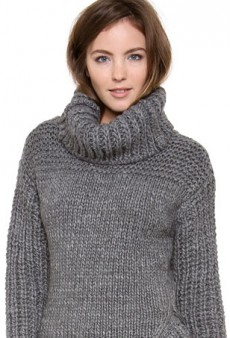 The Best Thing About Fall: Cozy Chunky Knits