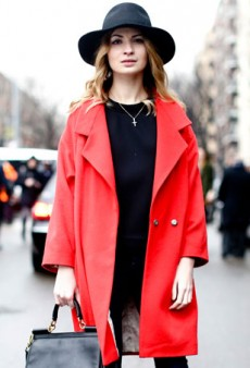 Fall Outerwear Trend Report: Street Style Gets a Coat Check