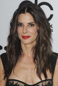Get Party Ready with Sandra Bullock's Stunning Look