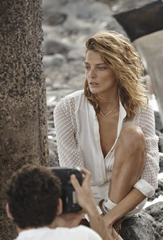 Preview: Mango Replaces Miranda Kerr with Daria Werbowy for Spring 2014