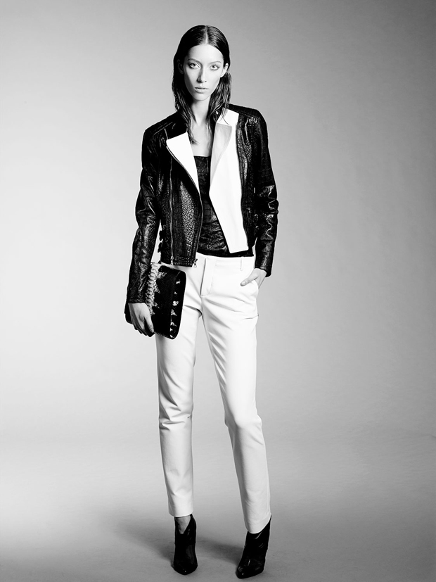 Alana Zimmer for Yigal Azrouel