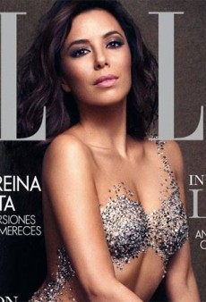 Link Buzz: Lots of People Have Feelings About Eva Longoria's Nearly Naked Elle Spain Cover