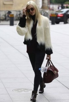 Style Inspiration: Why We're Falling for Fearne Cotton's Cold Weather Looks