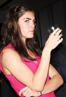 Link Buzz: Hilary Rhoda is Engaged; Is Etsy Still the Home of DIY?