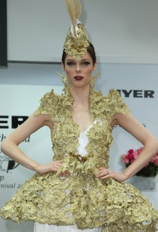 The Melbourne Cup's Crown Oaks Day is a Lesson in Feminine Power Dressing
